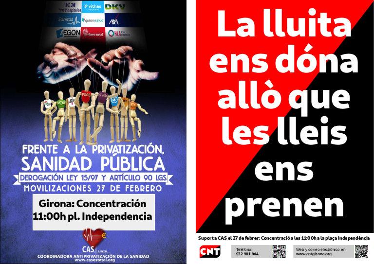 Carteles Girona